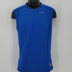 Nike Pro Combat Dry Fit Sleeveless Tee S